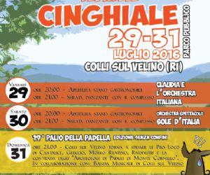 Locandina: Festa del Cinghiale - Palio della Padella