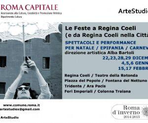 Locandina evento: Le Feste a Regina Coeli