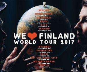 Locandina: We Love Finland