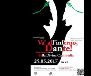 Locandina: Va' all'Inferno, Dante!