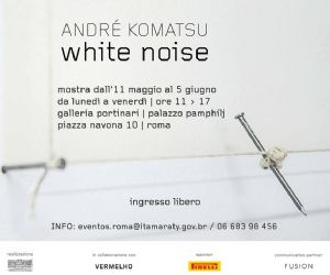 Locandina evento: White Noise