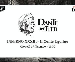 Locandina: Dante per tutti - Lectura Dantis