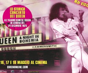 Locandina: A Night in Bohemia