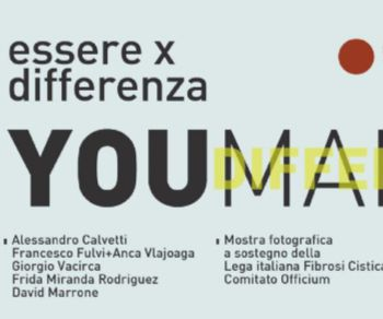 Mostre - YOUMANS - Essere x differenza