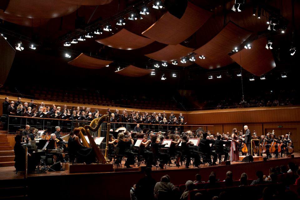 Domenica in Musica, Auditorium Parco della Musica Sala Santa Cecilia ...