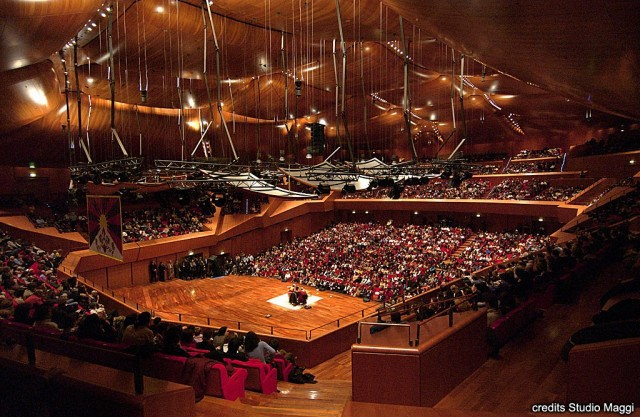 Sale Parco Della Musica Roma : Il ritmo e il respiro auditorium parco della musica teatro studio