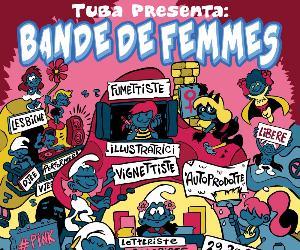 Fumettiste e illustratrici alla conquista del Pigneto