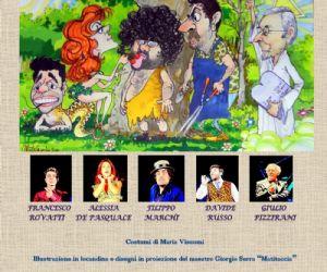 Spettacoli: Ménage in Edengarden
