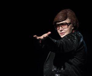Spettacoli: Tony Pagoda. Ritorno in Italia