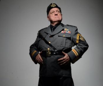 Spettacoli: Leo Bassi in 'Io Mussolini'