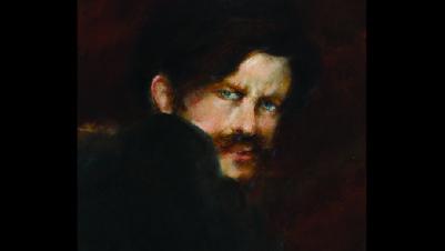 Gallerie - Giacomo Balla. Dal primo autoritratto alle ultime rose
