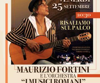 Concerti - Maurizio Fortini live