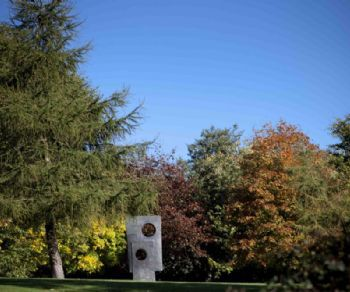 Yorkshire Sculpture Park con Peter Murray e Maria Alicata