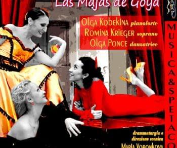 Concerti - Las majas de Goya