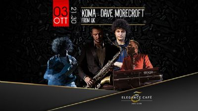 Locali - KOMA - DAVE MORECROFT FROM UK