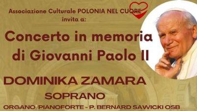 Concerti: Concerto in Memoria di Giovanni Paolo II