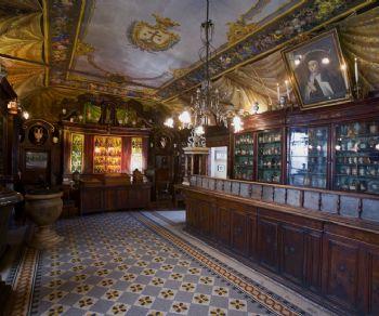 Visite guidate - Antica Farmacia Spezieria di Santa Maria della Scala a Trastevere