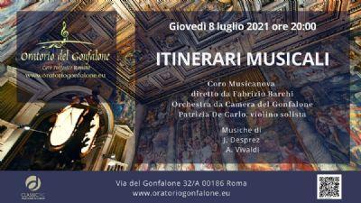 Concerti - J. Desprez e A. Vivaldi