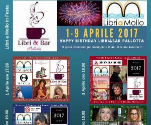 Rassegne: 1-9 Aprile #LibriaMolloinFesta