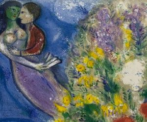 Mostre: Chagall. Love and Life