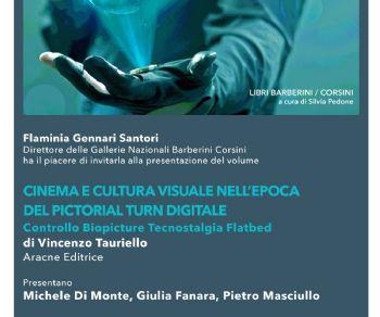 Libri: Cinema e cultura visuale nell'epoca del pictorial turn digitale