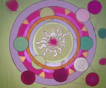 Mostre - I 7 chakra di Simona Morgantini