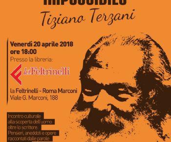 Libri - Intervista impossibile a Tiziano Terzani