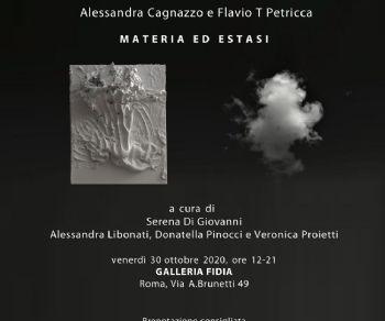 Gallerie - MATERIA ED ESTASI