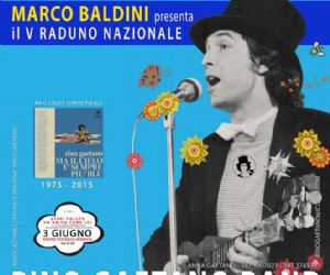 "V raduno nazionale ""Rino Gaetano Day"""