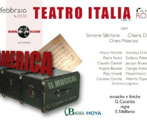 Vincitore di due Premi Broadway World Italia 2014