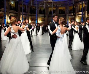 Il fascino senza tempo del gran ballo viennese di Roma - IX Edizione