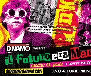 Concerti: Il Futuro era Marcio