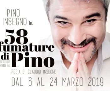 Spettacoli - 58 sfumature di Pino