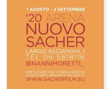 Spettacoli - '20 Arena Nuovo Sacher