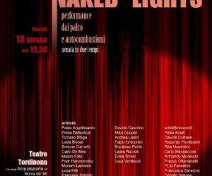 Mostre: Naked Lights
