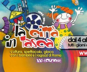 Evento di cultura, spettacolo e gioco con i bambini e i ragazzi di Roma