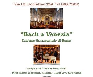 Concerti: Bach a Venezia