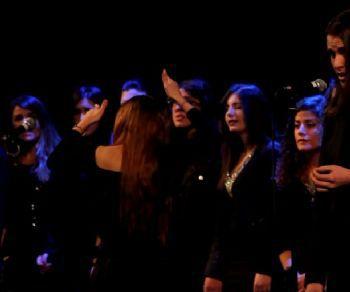 Un progetto corale con alcuni studenti del Saint Louis College of Music diretto dal  M° Margherita Flore