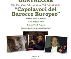 Romolo Balzani, flauto Fabio Bagnoli, oboe Andrea Corsi, Fagotto Massimiliano Faraci, clavicembalo