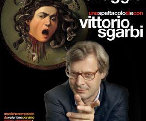 Vittorio Sgarbi porta Caravaggio al Teatro Vittoria