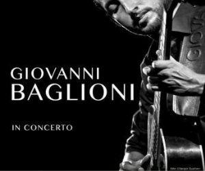 Locali: Giovanni Baglioni in concerto