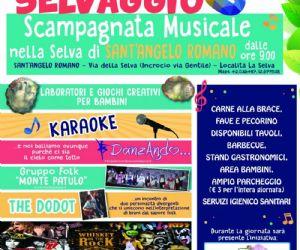 Un evento organizzato della ProLoco di Sant'Angelo Romano