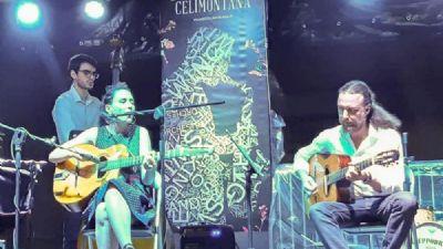 Concerti - Leila Duclos e Max Barrella Gipsy trio