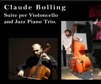 Per violoncello, pianoforte, contrabbasso e batteria
