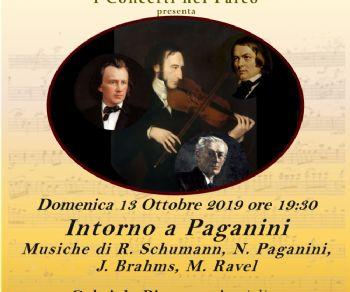 Concerti - Intorno a Paganini
