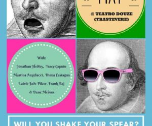 I personaggi di Shakespeare come mai li avete visti