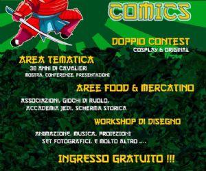 Fiere: Aniene Comics 2.0