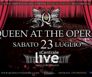 Spettacoli: Queen at the Opera