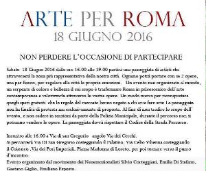 Un nuovo modo per far vedere al mondo un'altra faccia di Roma