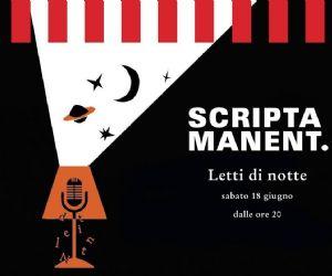 La Notte Bianca dei librai e dei lettori approda anche da Scripta Manent